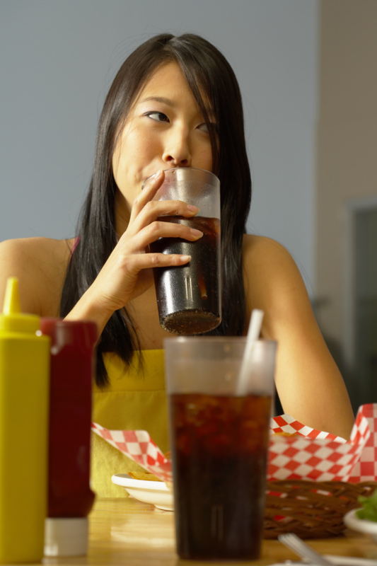 soda girl Sugar Wars: How much sugar is your family drinking?