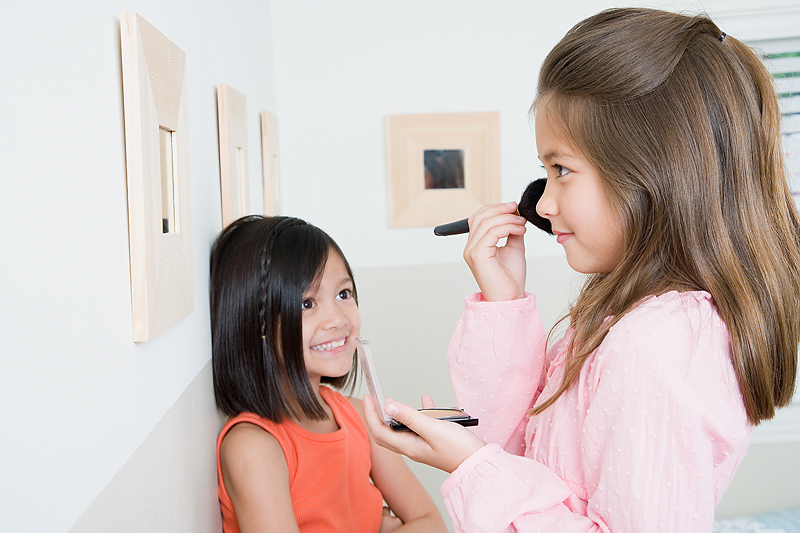 Creating powerful girls for parents who want to raise for Mirror 7th girl