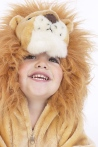 halloween child costume lion