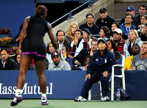 US OPEN CLIJSTERS V WILLIAMS